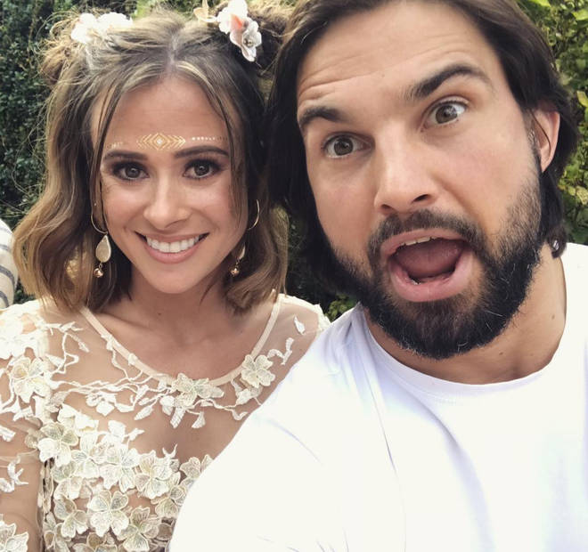 Love Island's Camilla Thurlow and Jamie Jewitt met in the villa and have been dating for 18 months
