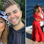 Sonny Jay's girlfriend Lauren Faith wants an ice rink at their wedding