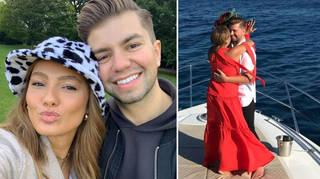 Sonny Jay's girlfriend Lauren Faith wants an ice rink at their wedding