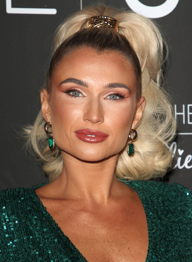 Billie Faiers is set to make her return on Dancing On Ice this weekend.