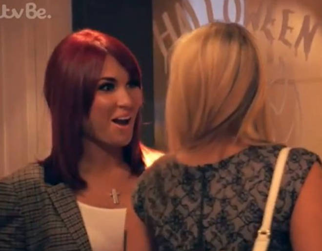 Billie Faiers looks unrecognisable in her debut on TOWIE back in 2010.