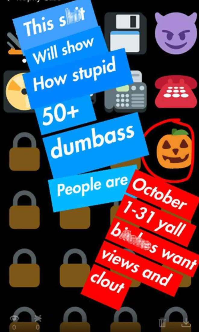 Snapchat's Halloween Trophy is fake as users uncover the truth behind the spam post