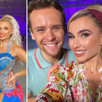 Billie Faiers has quit Dancing on Ice