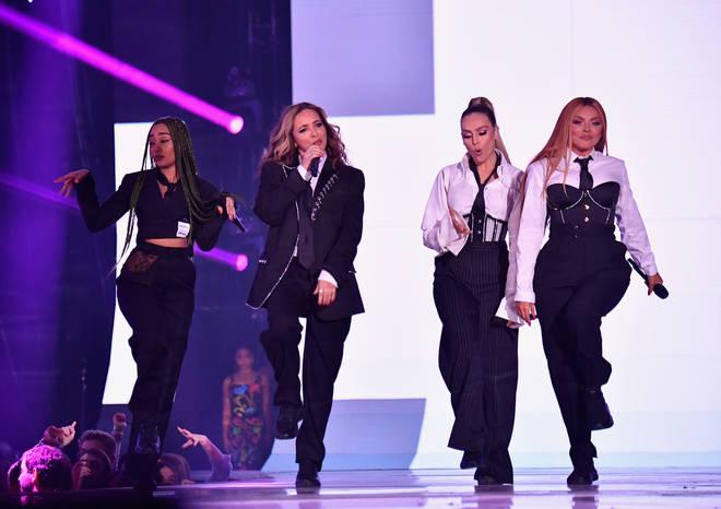 Jesy Nelson quit Little Mix in December 2020