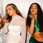 Little Mix are recording their first music video as a three