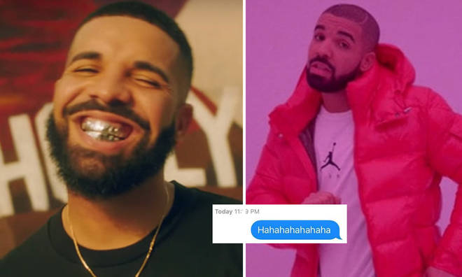 Drake regularly keeps in touch with his high school teacher