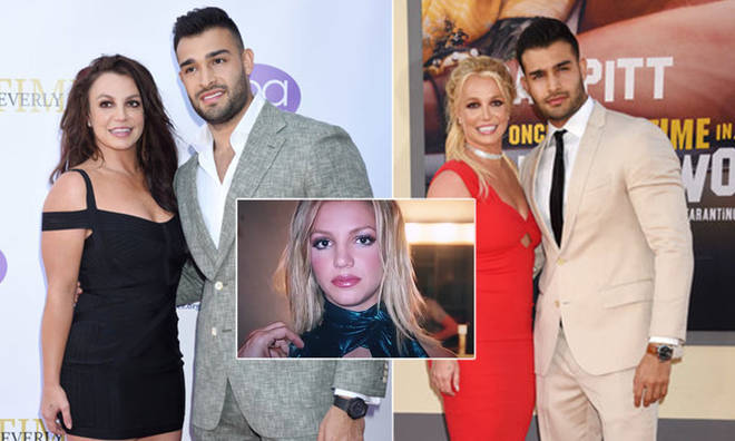 Sam Asghari said he wants 'the best' for his girlfriend, Britney Spears.