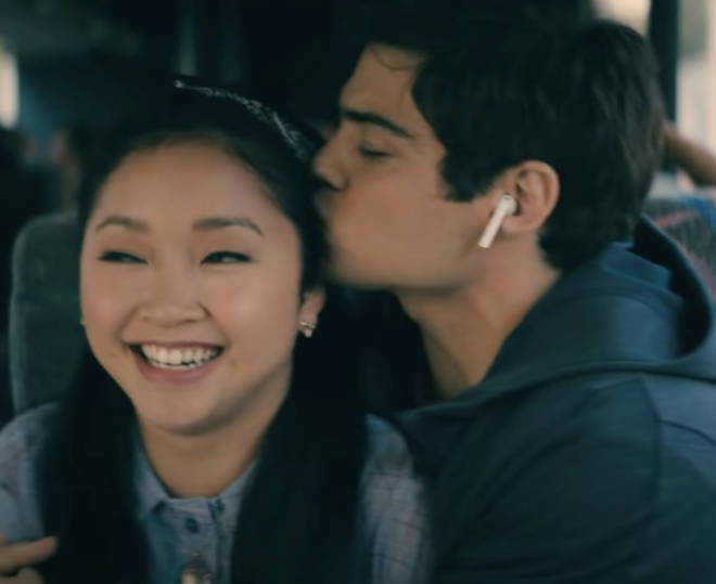 Will Lara Jean and Peter Kavinksy end up together in the final film?