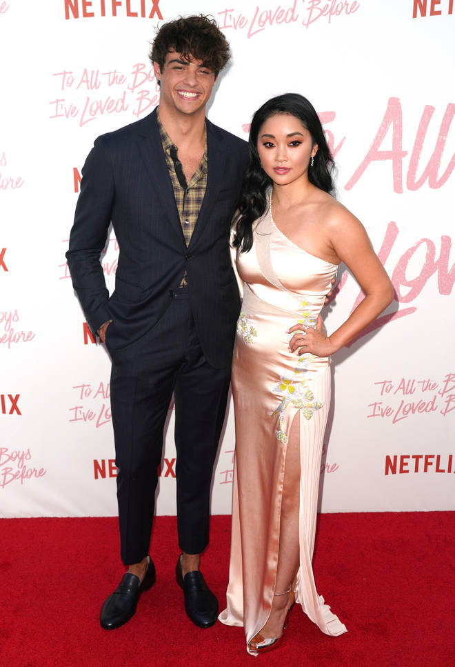 Lana Condor and Noah Centineo are not dating in real life.