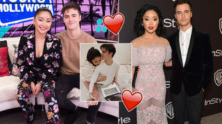 Lana Condor has been in a long-term romance with Anthony De La Torre.