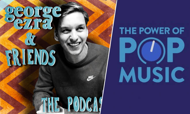 Pop music podcasts from George Ezra to the New York Times