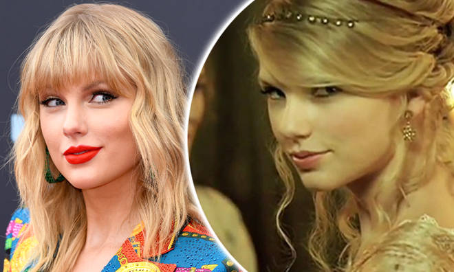Taylor Swift 'set to announce she's re-recorded classics'