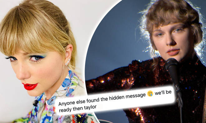 Taylor Swift hides date as easter egg in 'Fearless' announcement