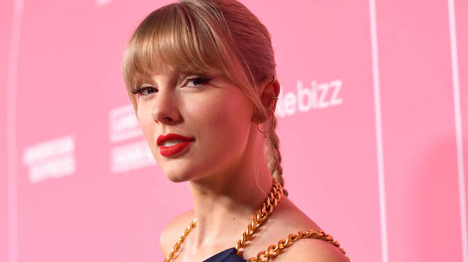 Taylor Swift is releasing a re-recorded version of 'Love Story'