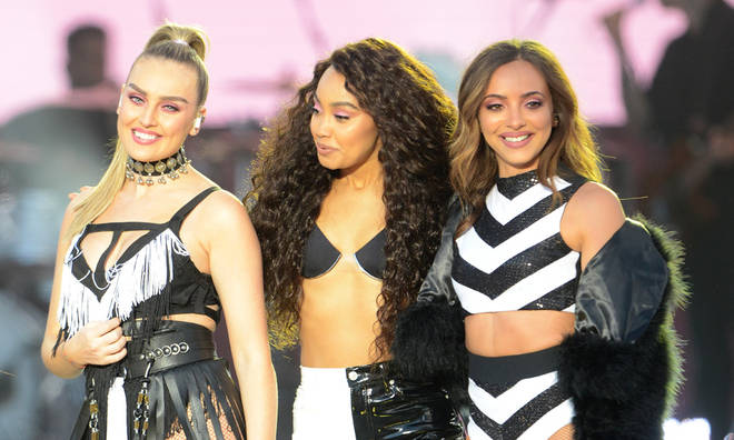 Little Mix are continuing their career as a trio