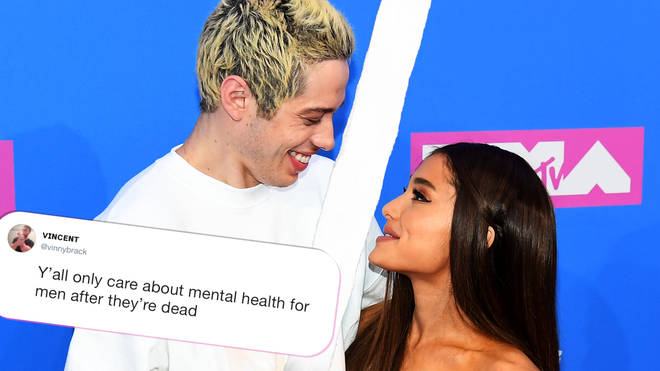 One fan took to Twitter to question the trolling over Pete Davidson
