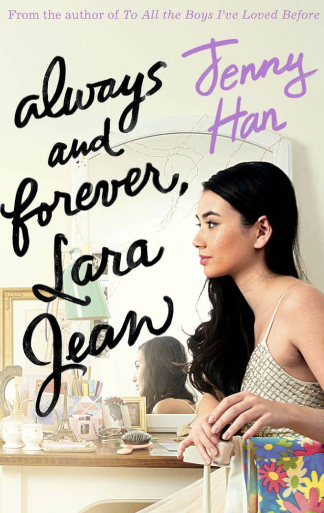 Netflix's To All The Boys films are based on Jenny Han's novels.
