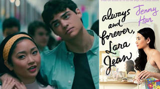 To All The Boys is based on Jenny Han's books.