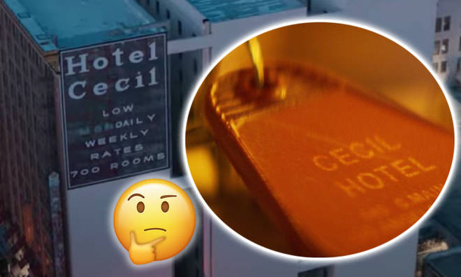 What happened to Hotel Cecil and is it still available to stay at?