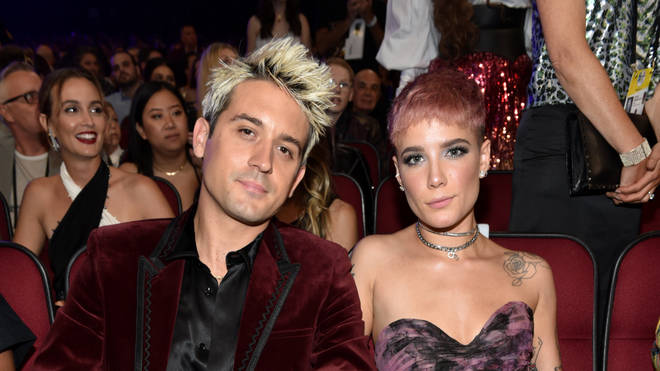 Halsey and G Eazy have apparently split up again.