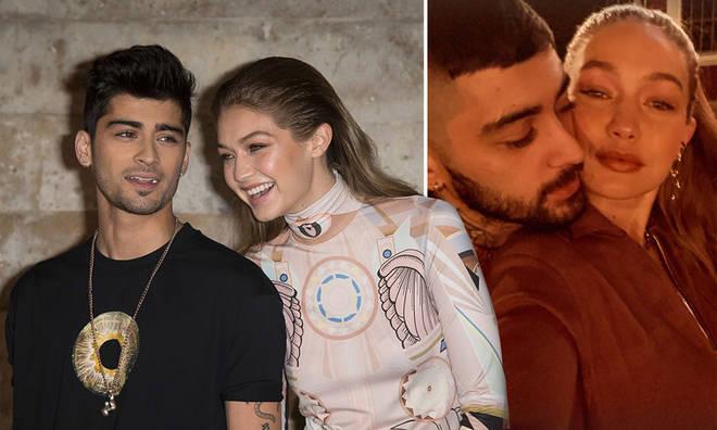 Gigi Hadid's Valentine's post had fans wondering if she's pregnant again