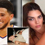 Kendall Jenner is in a relationship with NBA player Devin Booker
