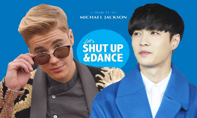 Justin Bieber will reportedly team up with NCT 127 and Lay on 'Let's Shut Up and Dance'