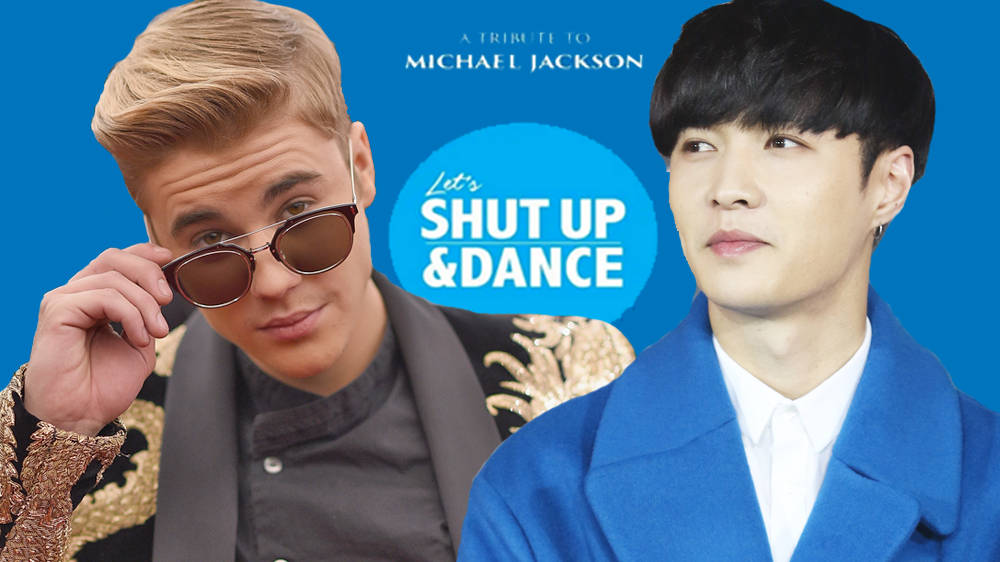 Justin Bieber, NCT 127 & EXO Star Lay's Michael Jackson