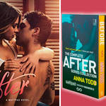 How many books are in the 'After' book series and will fifth get film?