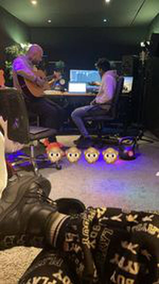 Jesy Nelson posts story from the recording studio confirming solo career