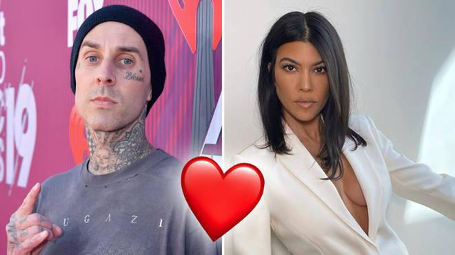 Kourtney Kardashian and Travis Barker have confirmed their relationhsip