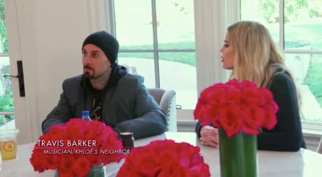 Travis Barker has appeared on Keeping Up With The Kardashians