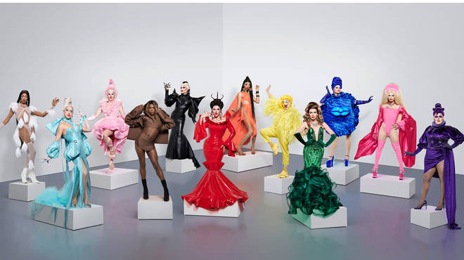 Which RuPaul's Drag Race UK queen are you?