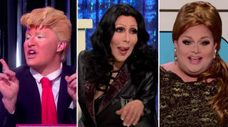 Drag Race's Snatch Game impressions over the years have been truly iconic