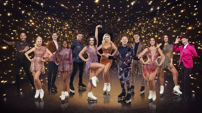 Dancing on Ice: The line-up has been plighted by Covid and injuries
