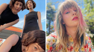 Taylor Swift joins Haim for a remix of 'Gasoline'