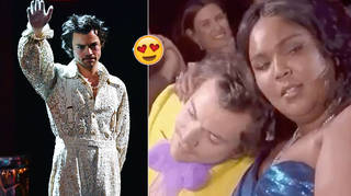 Harry Styles stole the show at The BRIT Awards in 2020.