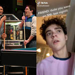 Olivia Rodrigo and Joshua Bassett were mentioned in a Saturday Night Live sketch