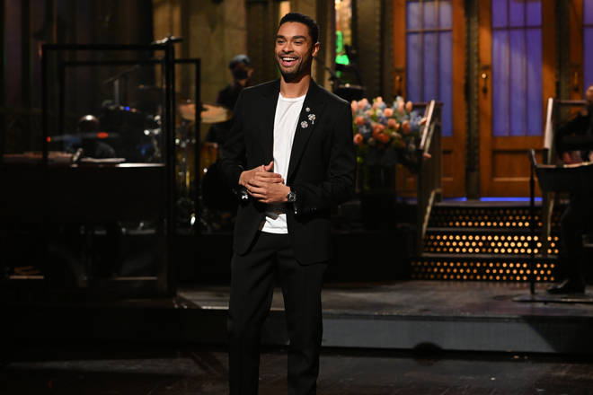 Regé-Jean Page hosted Saturday Night Live