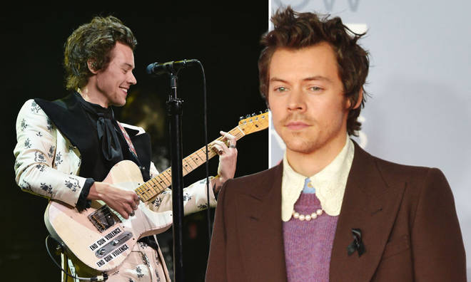 Harry Styles has opened up about his songwriting process