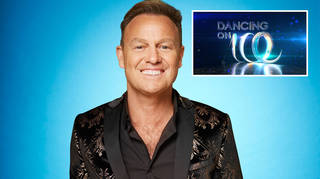 Jason Donovan has quit Dancing on Ice