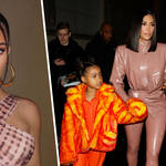 Kim Kardashian told daughter North West about her divorce from Kanye