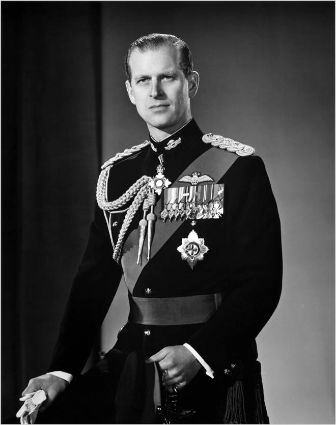 His Royal Highness The Duke of Edinburgh has died