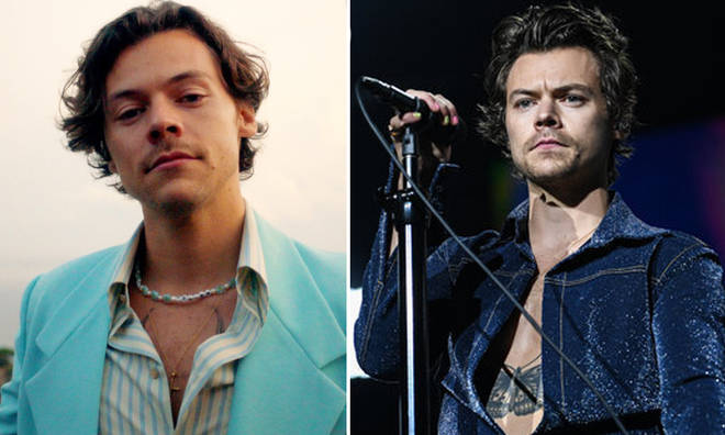 Harry Styles lands a spot on best dressed list