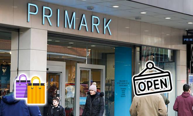 Primark is set to reopen its doors in the next few months.