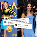 Zendaya and Tom Holland had a hilarious exchange on Instagram.