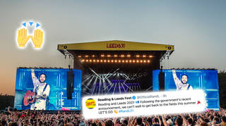 Reading and Leeds festival is set to make a comeback this summer.