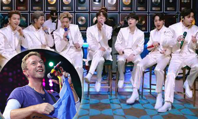 BTS bring Coldplay's 'Fix You' back to popularity