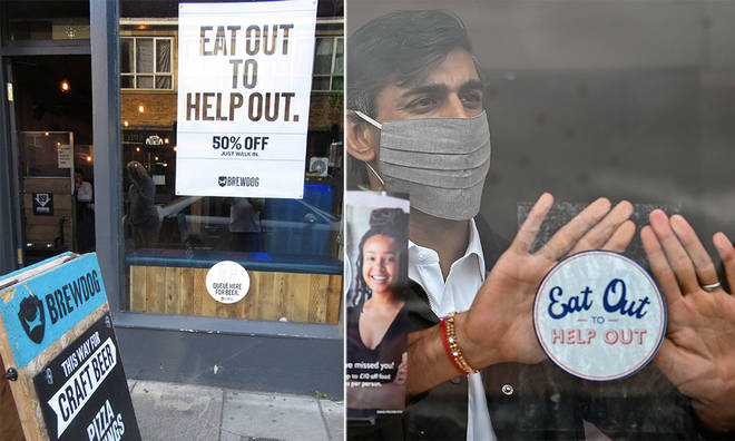 The 'Eat Out To Help Out Scheme' could make a comeback