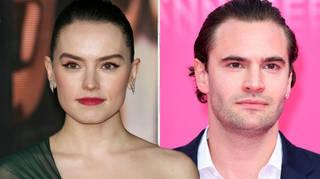 Netflix star Tom Bateman's girlfriend is Daisy Ridley